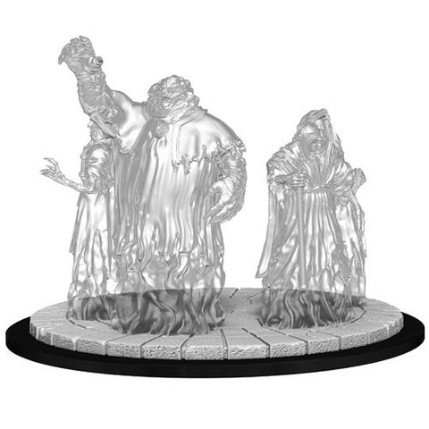 Magic: The Gathering Unpainted Miniatures: Obzedat, Ghost Council