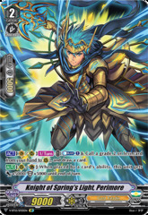 Knight of Spring's Light, Perimore - V-BT12/SP20EN - SP