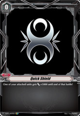 Quick Shield (Genesis) - V-BT12/SP37EN - SP