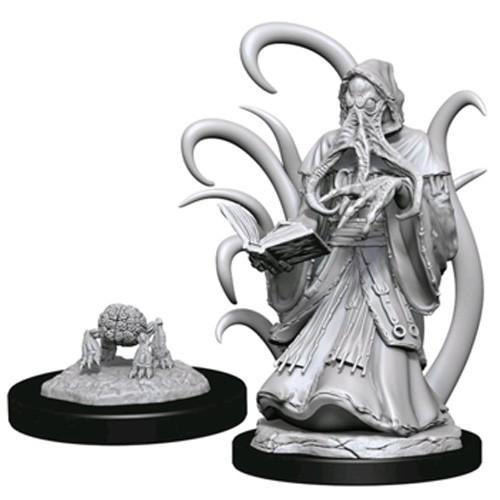D&D Nolzur's Marvelous Miniatures – Alhoon & Intellect Devourers (Wave 13)