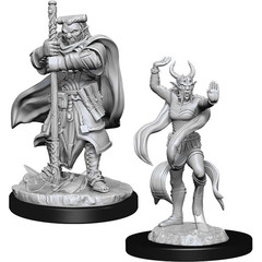 D&D Nolzur's Marvelous Miniatures – Hobgoblin Devastator & Hobgoblin Iron Shadow (Wave 13)
