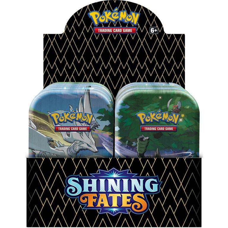 Shining Fates Mini Tins - Display Set