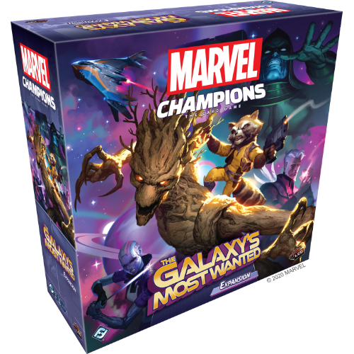 Marvel Champions LCG: The Galaxys Most Wanted