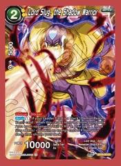 Lord Slug, the Shadow Warrior - EX16-08 - EX - Silver Foil