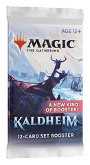 Magic the Gathering Kaldheim - Set Booster Pack