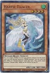 Harpie Dancer - LART-EN023 - Ultra Rare - Limited Edition