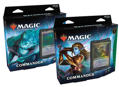 Kaldheim Commander Deck Set of 2