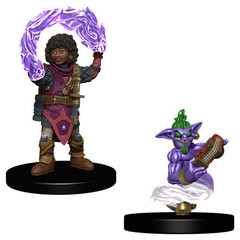 Wardlings: Girl Wizard & Genie