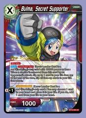 Bulma, Secret Supporter - BT12-003 - UC - Foil