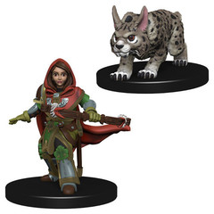 Wardlings - The Girl Ranger & Lynx