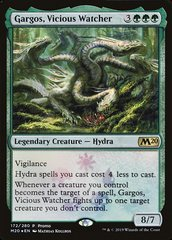 Gargos, Vicious Watcher - Resale Promos