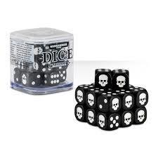 Citadel 12mm Dice - Black