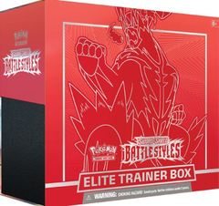 Sword & Shield - Battle Styles Red Elite Trainer Box