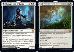 Halvar, God of Battle - Foil