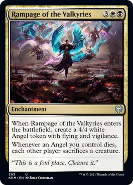 Rampage of the Valkyries