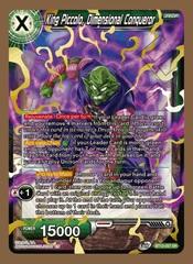 King Piccolo, Dimensional Conqueror - BT12-057 - SR