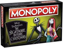 Monopoly: Disney Nightmare Before Christmas