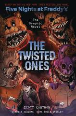 Five Nights At Freddys Hc Gn Vol 02 Twisted Ones (STL174191)