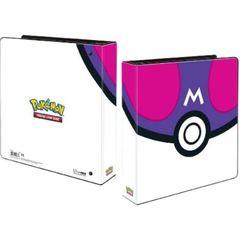 Ultra Pro Album: Pokemon - Master Ball (2-Inch)