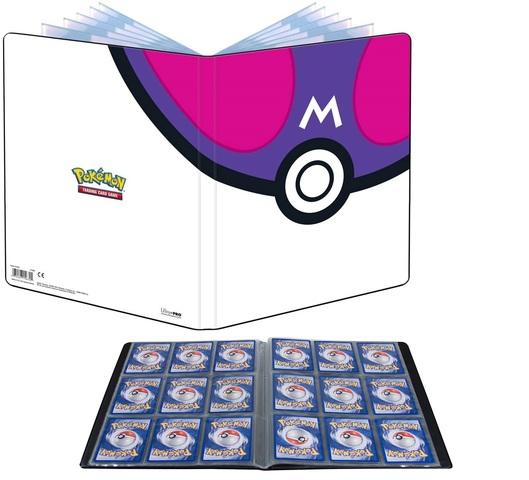 Ultra Pro 9-Pocket Portfolio Pokemon Master Ball