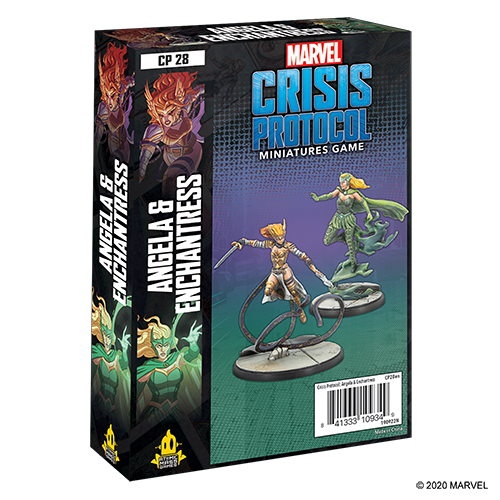 [DEPRECATED] Marvel: Crisis Protocol - Angela & Enchantress