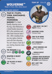 Wolverine - 004.05 - Team-Up Card