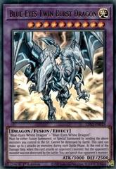 Blue-Eyes Twin Burst Dragon - LDS2-EN019 - Ultra Rare - 1st Edition