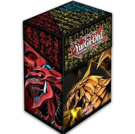 Yu-Gi-Oh!: Slifer, Obelisk, and Ra - Deck Box