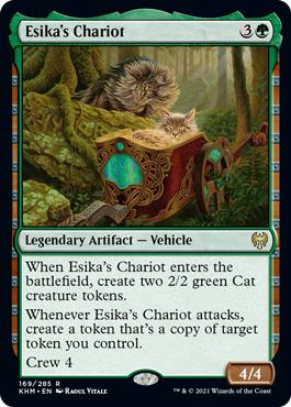 Esikas Chariot - Foil