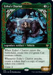 Esika's Chariot - Foil - Showcase