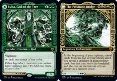 Esika, God of the Tree // The Prismatic Bridge - Showcase
