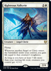 Righteous Valkyrie - Foil
