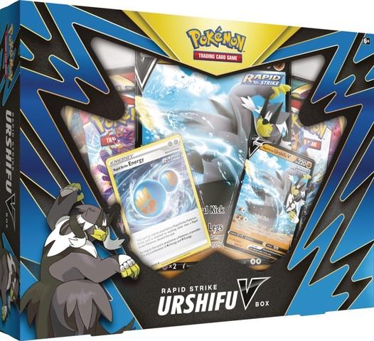 Rapid Strike Urshifu V Box