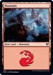 Mountain (397) - Foil