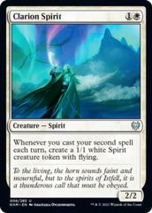 Clarion Spirit - Foil