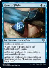 Rune of Flight - Foil