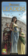 7 Wonders (Second Edition): Leaders (2020)