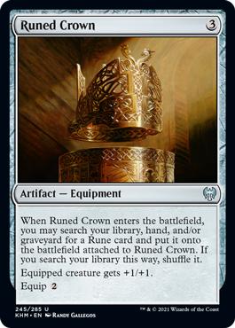 Runed Crown