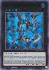 Starliege Photon Blast Dragon (Green) - LDS2-EN054 - Ultra Rare - 1st Edition