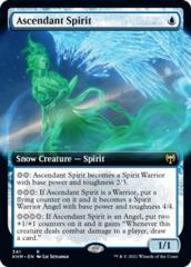 Ascendant Spirit - Extended Art