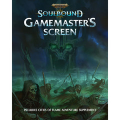 Soulbound Gamemaster's Screen