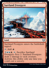 Surtland Frostpyre - Foil