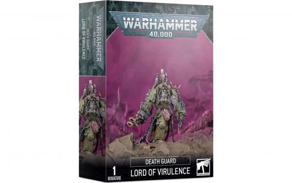 Death Guard: Lord Of Virulence