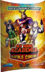 UniVersus: My Hero Academia CCG DLC Expansion Pack (November Release)