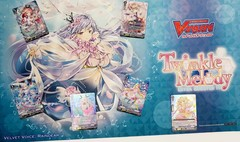 Cardfight Vanguard Twinkle Melody Playmat