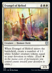 Evangel of Heliod