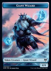 Giant Wizard Token