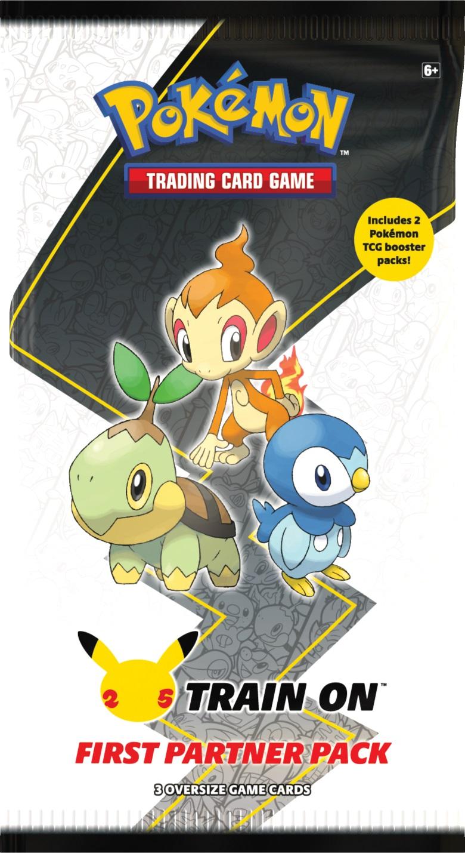 Pokemon TCG: First Partner (Sinnoh) LIMIT 3 PER CUSTOMER