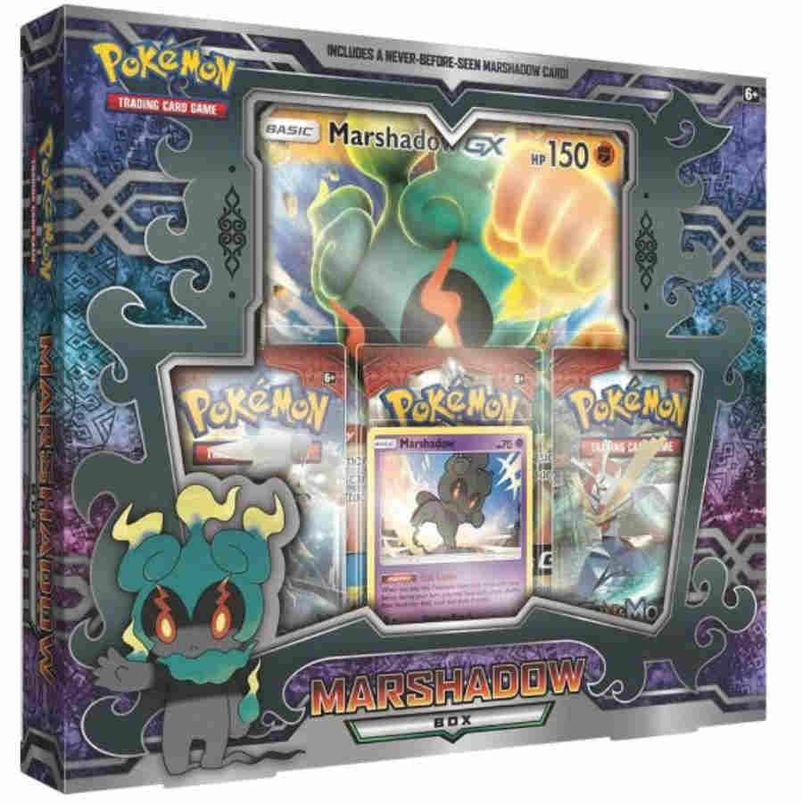 Pokemon Marshadow International Box