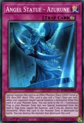 Angel Statue - Azurune - BLVO-EN079 - Super Rare - 1st Edition